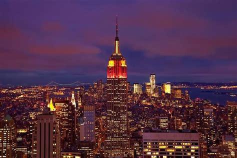 open thanksgiving nyc l empire state building la visite incontournable de new