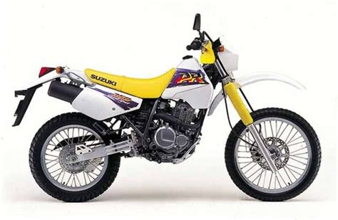 Suzuki Dr250 Dr350 1990 1994 Workshop Service Repair