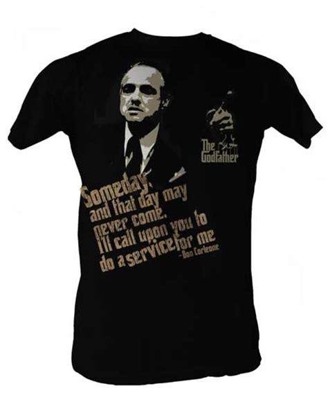 Tshirt The Godfather Gold vito corleone godfather t shirt godfather t shirts