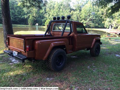 jeep stepside for sale image 268t7k
