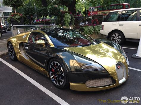 golden bugatti the supercar kids golden bugatti veyron grand sport hits