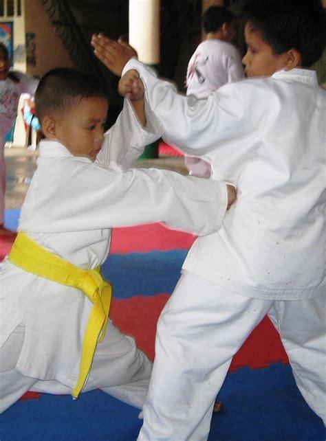 video tutorial karate vuistslag wikipedia