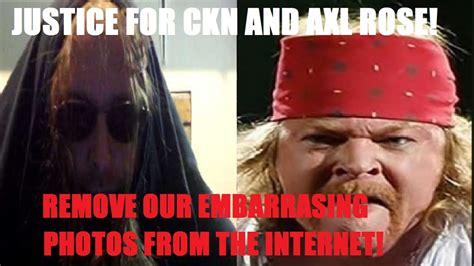 Fat Axl Rose Meme - axl rose sics dmca on google guns n roses pic but which