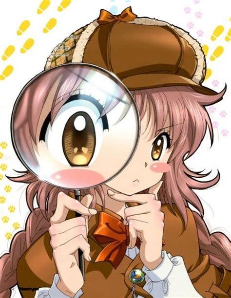 anime detective detective kobato kobato pinterest detective