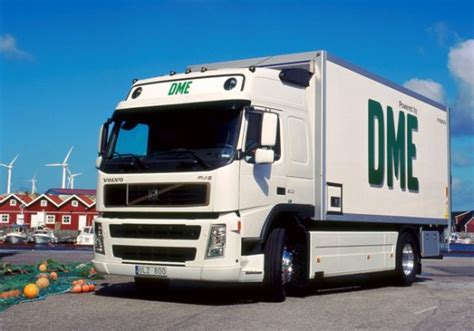 volvo trucks history volvo may have quietly changed history unveiling its dme