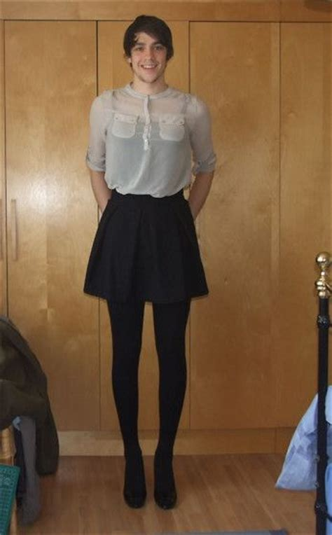 wifes getting there men in feminine styles 21 best images about cuties on pinterest pleated skirts