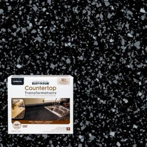 Reviews On Rustoleum Countertop Paint by Rust Oleum Transformations 48 Oz Charcoal Small