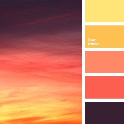 warm orange color best 25 warm color palettes ideas on pinterest warm