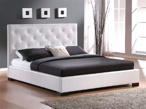 king size bed frame modern bedroom decoration ideas