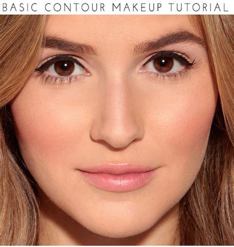 tutorial makeup lulu basic contour makeup tutorial by lulu amazingmakeups com
