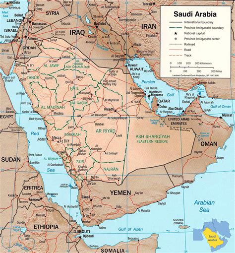 political map of saudi arabia detailed relief and political map of saudi arabia saudi
