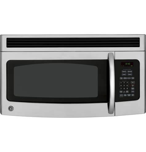 Cooktop Microwave jvm1540smss ge spacemaker 174 the range microwave oven the monogram collection