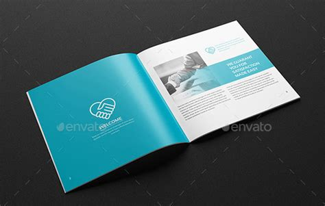 company profile indesign template 21 striking square brochure template designs idevie