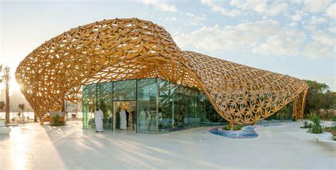 pavillon architektur butterfly pavillon noor island architektur
