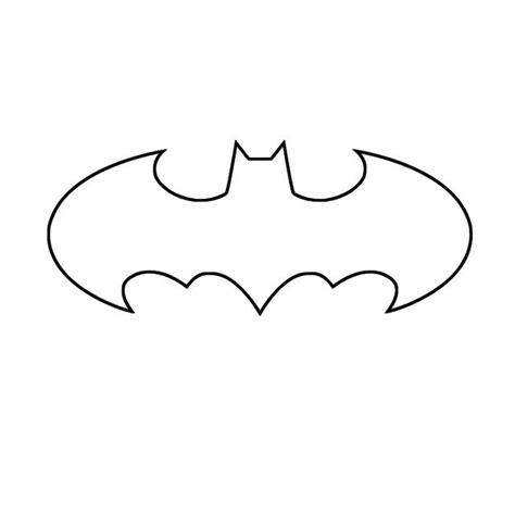 batman template for cake batman symbol template stuff i want to make