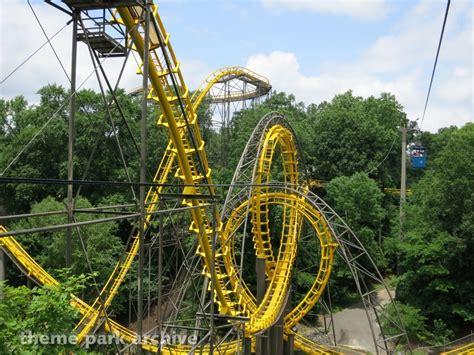 Loch Ness Busch Gardens by Theme Park Archive Loch Ness At Busch Gardens