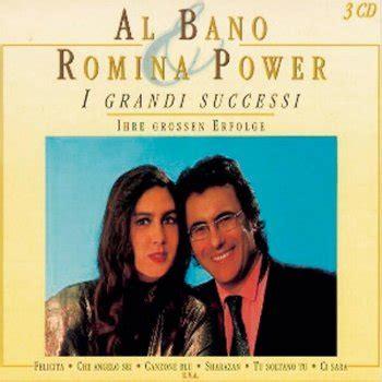 testi i grandi successi al bano feat romina power testi