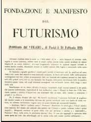 il manifesto del libero 8804674016 il libero libro futurista i supporti lo stile la forma del libro futurista alessia muliere