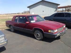 1989 Sedan Cadillac Vehicles For Sale Todd S Auto Center Canton Sd