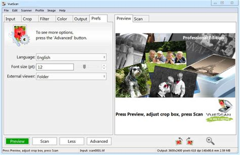 vuescan workflow vuescan pro 9 6 07 free mac software