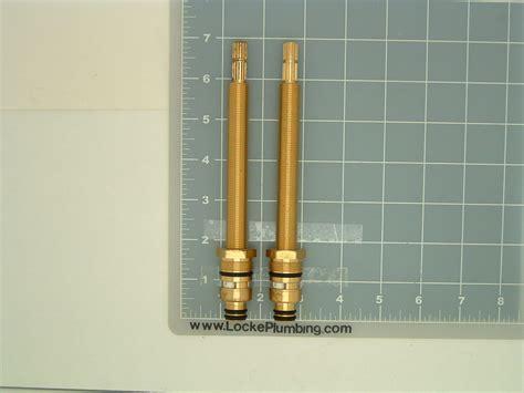 Harden Plumbing Fixtures by Harden 134 135 Ceramic Dual Stems Per Pair Locke Plumbing