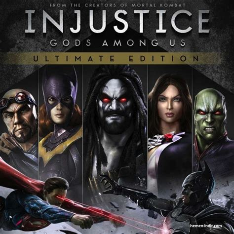 Injustice Gods Among Us Ultimate Edition Reg 1 injustice gods among us ultimate edition update 5 reloaded