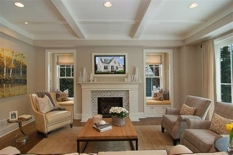 great family rooms great neighborhood homes transitional family room