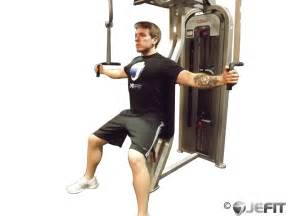 machine workout machine fly exercise database jefit best android and