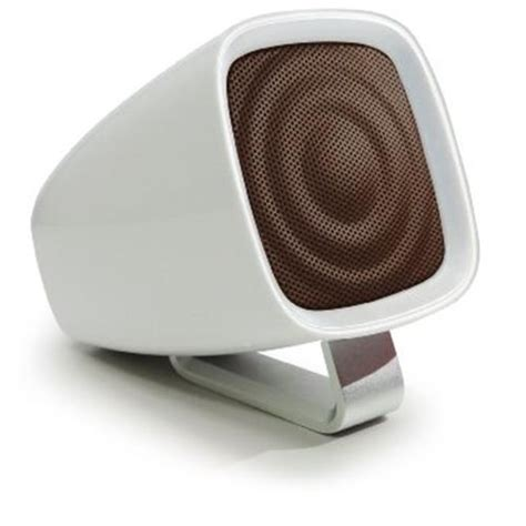 Speaker Portable Mighty mighty sound mug bluetooth wireless portable speaker white brown eoutlet co uk