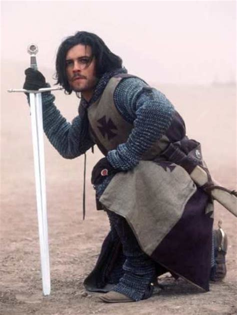 orlando bloom knight movie orlando bloom in crusader s chain mail kingdom of heaven