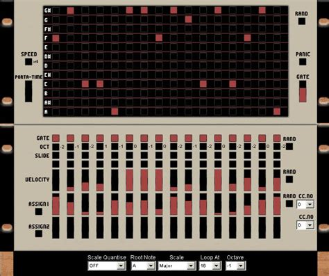 drum pattern sequencer vst software sequencers free download page 1