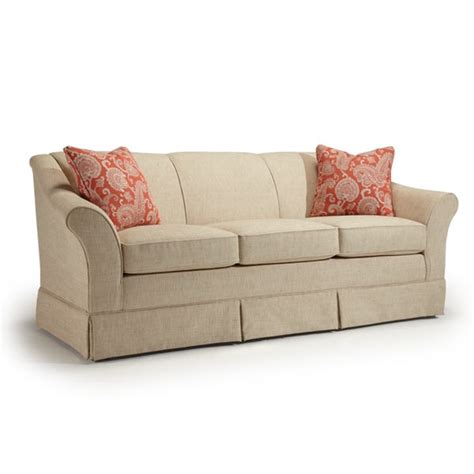 Douglas Furniture Alexandria Mn by Best Home Furnishings Emeline Coll0sk Stationary Sofa