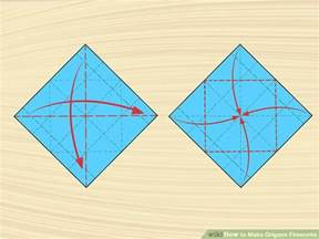 Fireworks Origami - how to make origami fireworks with pictures wikihow