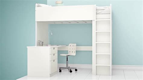 Desk And Bed Combo Ikea Stuva Youtube