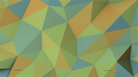 polygon pattern background download polygon wallpaper abstract polygon green yellow