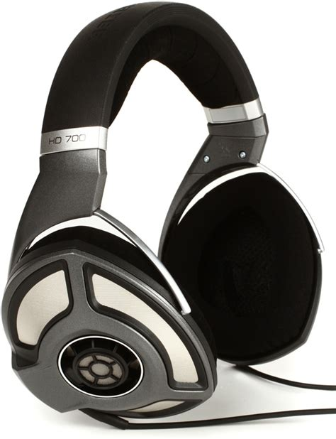 Headphone Sennheiser Hd 700 sennheiser hd700 open back audiophile and mastering headphones sweetwater