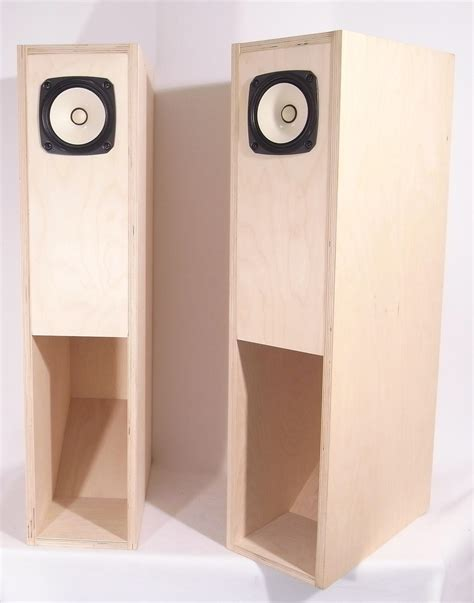 Speaker Fostex fostex bk 12m folded horn kit pair