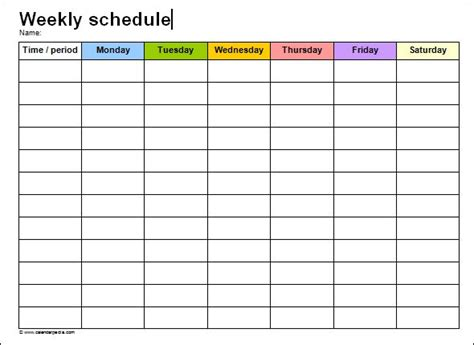 staff rota excel template printable blank staff rotas calendar template 2016