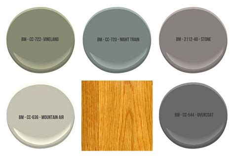the best wall paint colors to go with honey oak in 2019