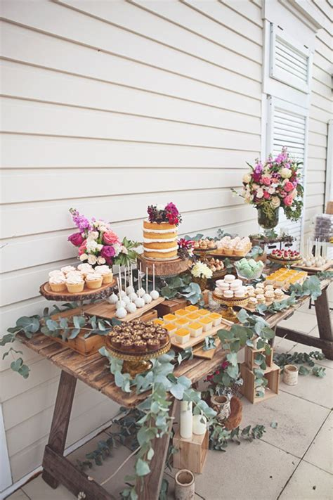 431 best images about wedding dessert table on pinterest