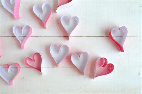 Paper Hearts - craftykins diy paper hearts babiekins magazine