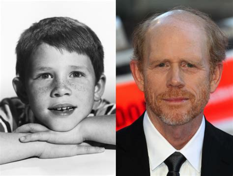 ron howard little house on the prairie they grow up so fast purple clover