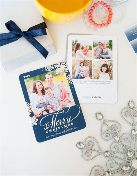shutterfly card template 3 tips to quot winterize quot any family photo cards