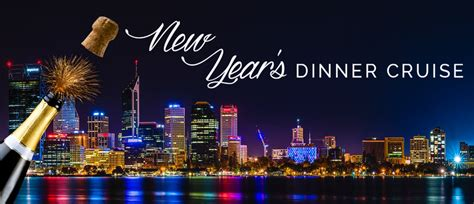 new year s eve swan river dinner cruise perth eventfinda