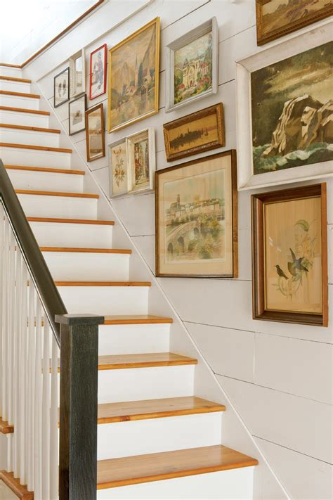 shiplap on stairs 15 ways with shiplap southern living
