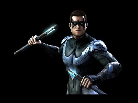 nightwing hairstyle dcuo nightwing style youtube