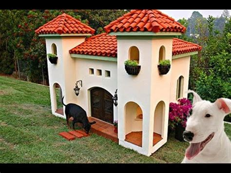 luxurious dog houses 20 most luxurious dog houses youtube