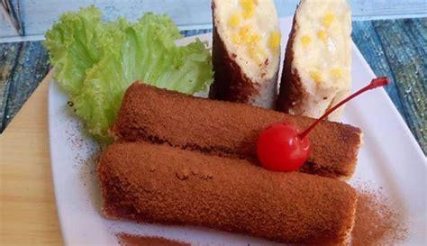 membuat jasuke roll spesial tukang review makanan