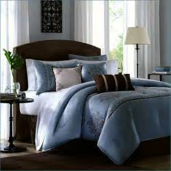 brown and blue comforter sets light blue comforter sets home design remodeling