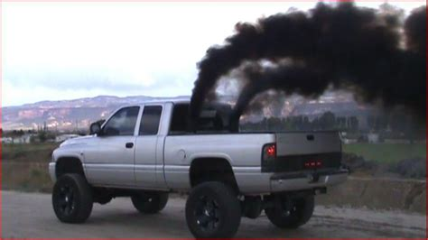cummins charger rollin coal political protest or just blowing smoke anti
